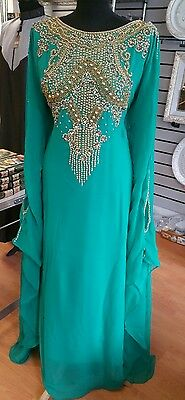 Perfect for eid, Islamic Dubai  Farasha Abaya Free size