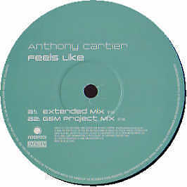 Anthony Cartier - Feels Like - Feverpitch - 2004 #135129