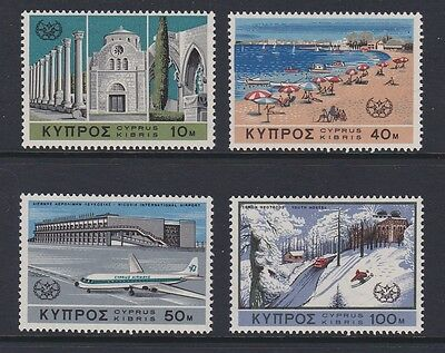 CYPRUS 1967 Tourism MINT set sg309-312