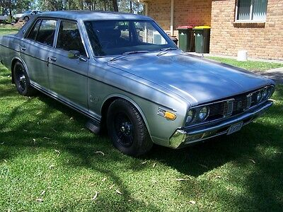 Datsun 260C Sedan Manual L28 Twin Su Carbs Factory Manual With Air Conditioning