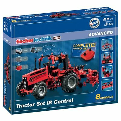fischertechnik ADVANCED Tractor Set IR Control
