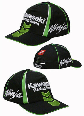 CAPPELLINO CAPPELLO CAP KAWASAKI RACING TEAM NINJA  HAT MüTZE OFFICIAL