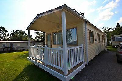 Holiday caravan to hire - pets go free offer! Yorkshire Dales