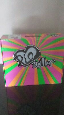 rio roller boots size uk 4 excellent