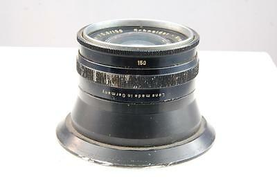 Schneider Componon 150mm f5.6 enlarging lens, for 5x4 in durst mount.