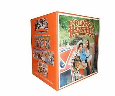 Dukes of Hazzard The Complete Series Season 1-7 + 2 Movies DVD