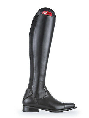 Animo Mens Long Leather Riding boots