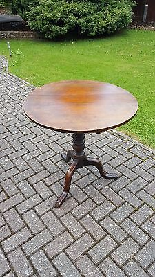 Antique Early 19th Century Late Georgian Oak Top Table