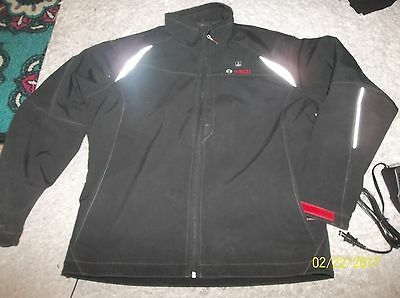 Bosch PSJ120L-102 Men's size Large L 12-volt Max Lithium-Ion Heated Jacket Kit