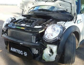AIRTEC Mini Cooper-S R56 Turbo Uprated Front Mount Intercooler FMIC