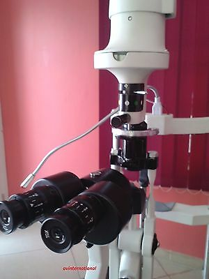 Haag Streit Type Slit Lamp 2 Step  Healthcare Medical Ophthalmology slit Lamps