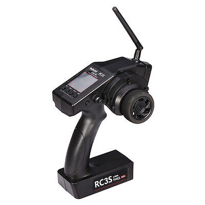 Radiolink 2.4G 4CH RC3S Transmitter With LCD Display Screen
