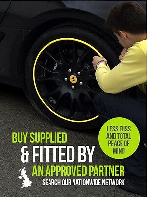 AlloyGators - Alloy Wheel Protection Including Fitting