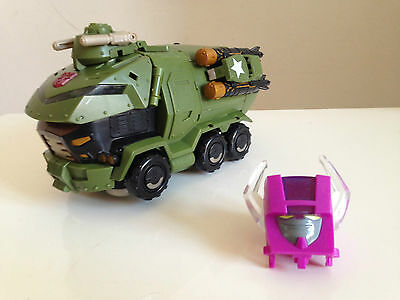 Transformers  Leader Class Autobot Bulkhead HASBRO 2007 100% Complet