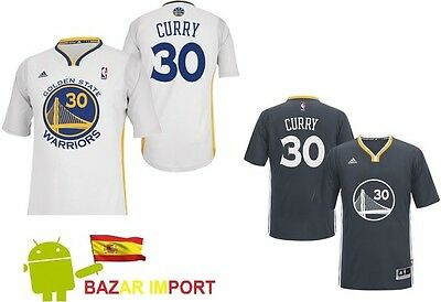 CAMISETA GOLDEN STATE WARRIORS NBA CURRY 30 DURANT 35  - TODAS TALLAS y COLORES