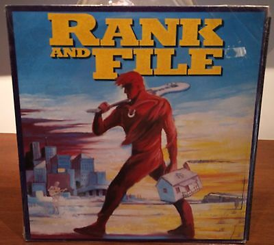 Rank And File – Self Title Lp Us Issue 1987 NM With Inner