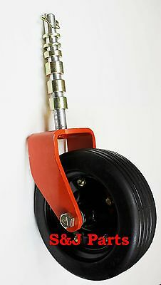 BEFCO FINISH MOWER Wheel Assembly, Fits C50 Series, 000-6923