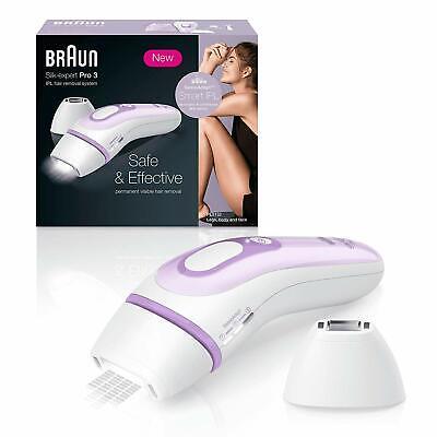 Braun Silk·expert Pro 3 PL3132 IPL Permanent Hair Removal Device for Body & Face