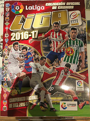 Panini Liga Este 2016-17 Full Complete Collection Spanien