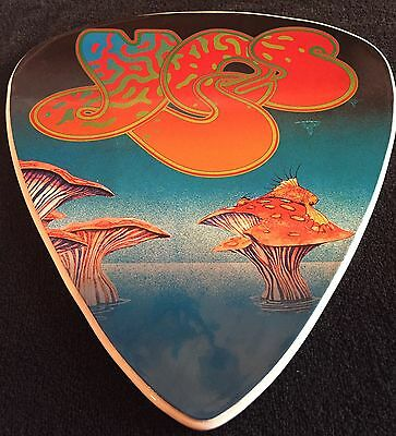 "YES Anderson Wakeman Squire Wall Plaque 13""X14"" NEW Roger Dean Art"
