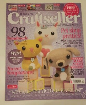 Craftseller Magazine Issue 49 May 2015 - 98 Handmade Projects
