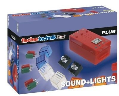fischertechnik PLUS Sound + Lights