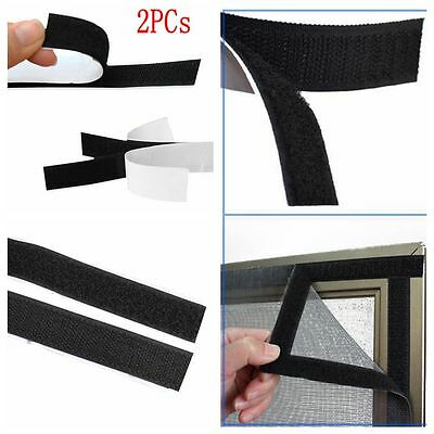 2PCs Car Accessories Embellishment Sticky Adhesive Tape 2 Rolls Sewing Tool