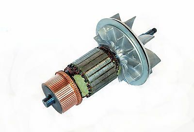 Clarke Su7R Armature - New - OEM # 10101B Complete with Fans