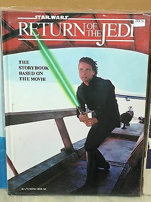 Star Wars Return of the Jedi : The Storybook Based On The Movie, FREE SHIPPING