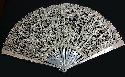 Antique Fan with box