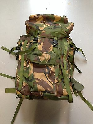 Genuine BRITISH ARMY DPM LONG BACK BERGEN(Grade 1)