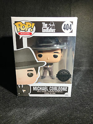 Michael Corleone Limited Edition Exclusive Funko Pop Vinyl Figure The Godfather