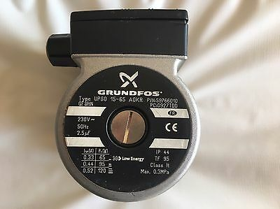 Grundfos UPSO 15-65 Pump Head Only