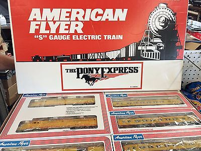 Lionel American Flyer # 49600 Union Pacific The Pony Express S gauge PA-1 Diesel