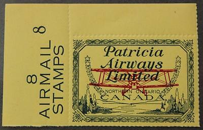 #CL43 MNH OG, Patricia Airways Ltd., Semi-Official Air, 1928 Issue