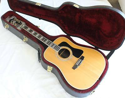 Guild D55 Acoustic Guitar with Original Black Case - made in U.S.A