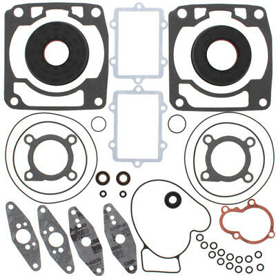 Complete Gasket Kit with Oil Seals For Arctic Cat F 1000 EFI 2007 - 2009 1000cc