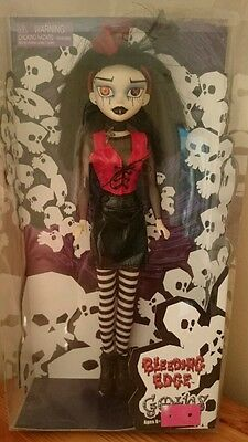 Malaice Series 1 Gothic Begoths Bleeding Edge Doll Collectable Horror