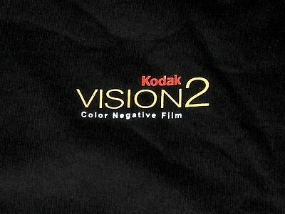 New KODAK Vision 2 Color Negative Film professional movie motion picture shirt