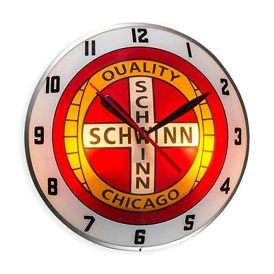 Schwinn Double Bubble Clock Retro