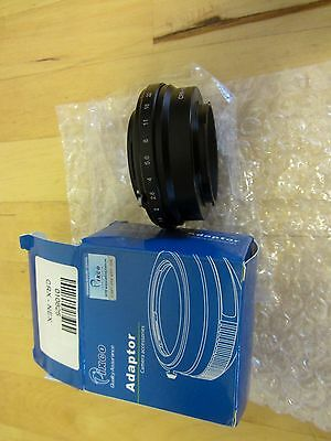 Adapter for Contarex CRX Mount Lens to Sony NEX E-Mount A5000, A3000, A6000, A6