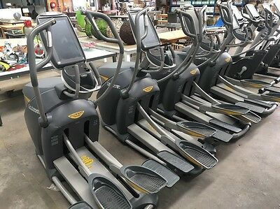 Octane Fitness Pro4700 Touch Commercial Gym Cross Trainer/elliptical