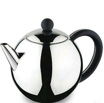 NEW 1.5L Stainless Steel Tea Pot With Drainer