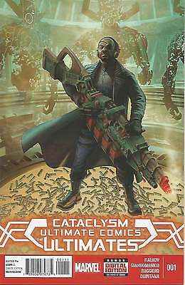 Cataclysm Ultimate Comics The Ultimates # 1, Part One. Marvel Comics