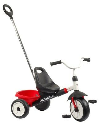 Hudora Tricycle One2Run SX 20 black/red (10290)