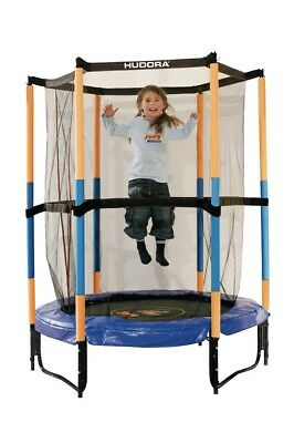 Hudora Jump In Safety Trampoline 140 (65596)