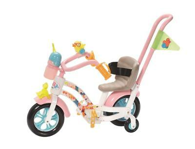 BABY born Play & Fun Bicycle dolls Accessories from 3 years