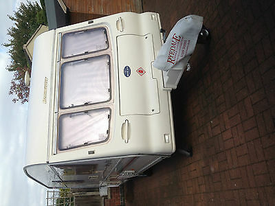 2 Berth Bailey Pageant Imperial Caravan 1998.with Mover