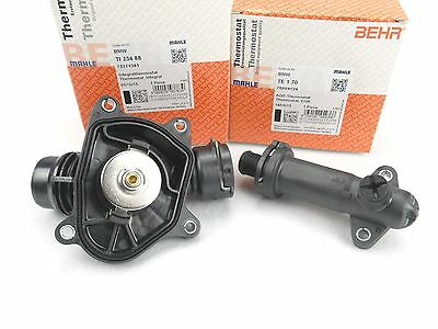 BEHR Thermostat SET BMW E46 318d 320d 330d E60 520d 525d 530d E90 320d 330d
