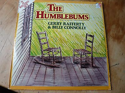 The Humblebums Gerry Rafferty And Billy Connolly Uk Vinyl Lp - 2 Record Set